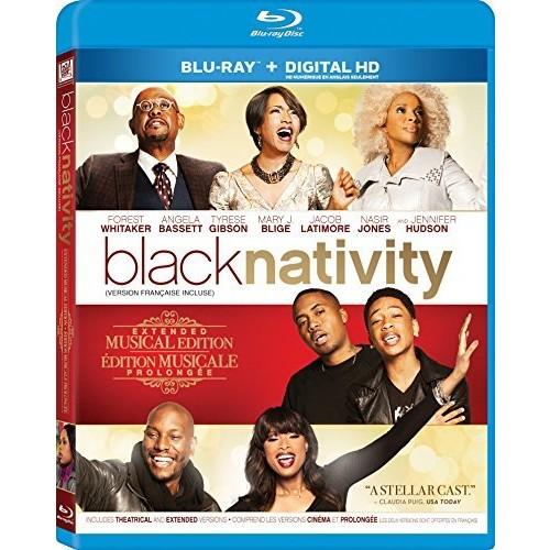 Black Nativity [Blu-ray]: Forest Whitaker, Angela Bassett, Jennifer Hudson: Movies & TV