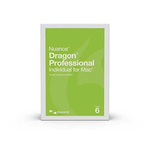 Dragon Professional Individual for Mac 6.0 , Download Version