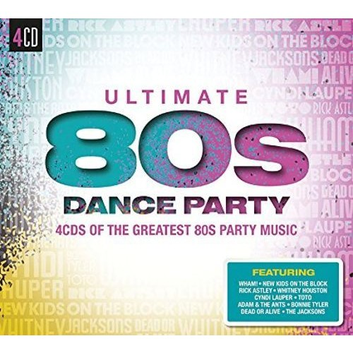 Ultimate 80s Dance Party [CD]