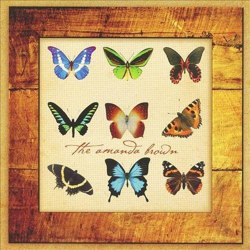 The Amanda Brown [CD]