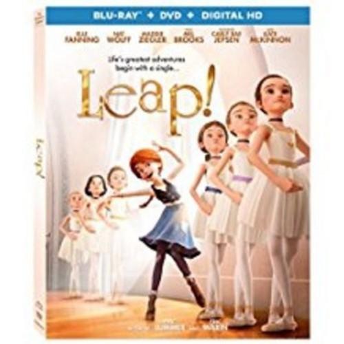 Leap! (Blu-ray + DVD + Digital)
