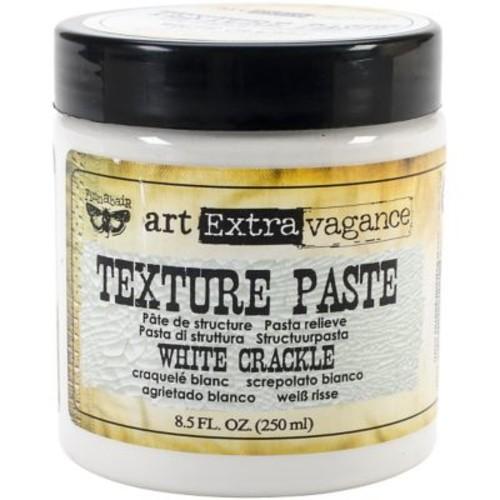 Prima Marketing 8.5 oz. Art Extravagance Texture Paste, White Crackle