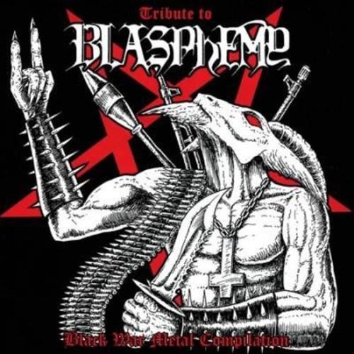 Various - Tribute To Blasphemy (CD)