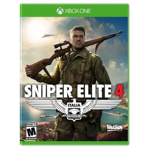 Sniper Elite 4 Xbox ONe [Xbox One]