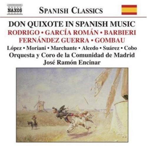 Don Quixote in Spanish Music [CD]