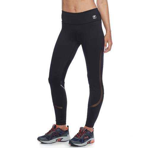 Women's FILA SPORT Mesh Inset Leggings