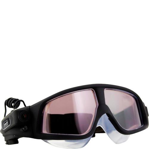 Coleman VisionHD 1080p HD / 5.0 MP Wearable POV Digital Camera & Video Underwater Goggles