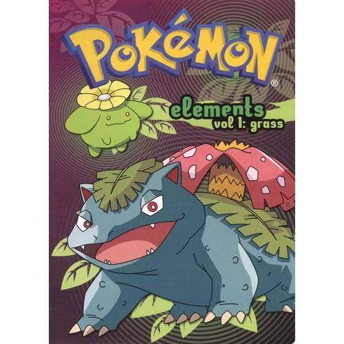 Pokemon Elements, Vol. 1: Grass [DVD]