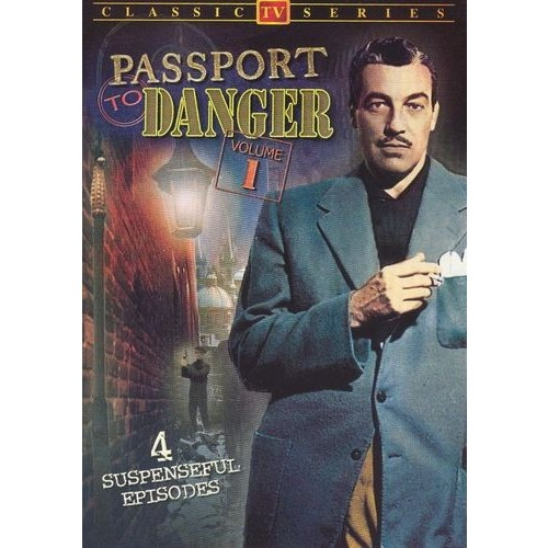 Passport to Danger, Volume 1