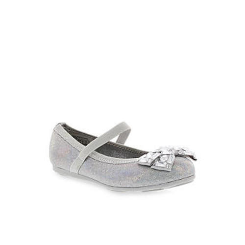 Stuart Weitzman Fannie Bree Strap Flat - Girl Infant/Toddler Sizes 8 - 12