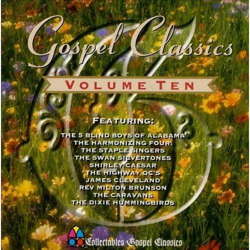 Vol. 10-Collectables Gospel Cl CD