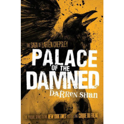 Palace of the Damned (Saga of Larten Crepsley Series #3)