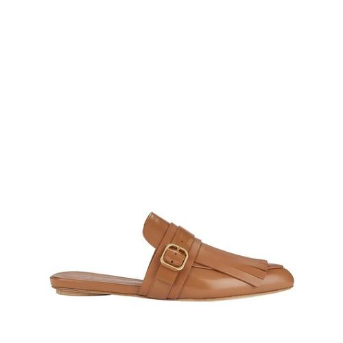 MARNI Sabot Leather Slides