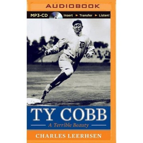 Ty Cobb : A Terrible Beauty (Unabridged) (MP3-CD) (Charles Leerhsen)