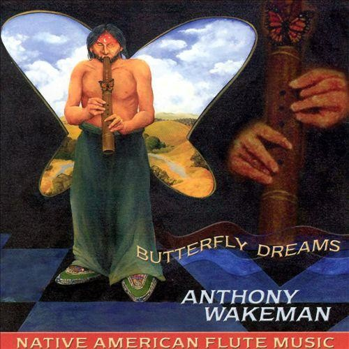 Butterfly Dreams: Native American Flute Music [CD]