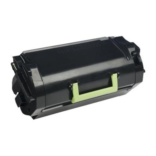 Lexmark Unison 620HA Toner Cartridge - Black - Laser - High Yield - 25000 Page - 1 Each - TD