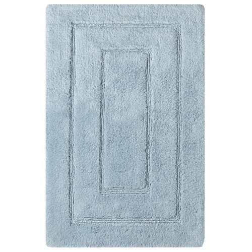 Home Decorators Collection Newport Blue 20 in. x 32 in. Cotton Bath Rug