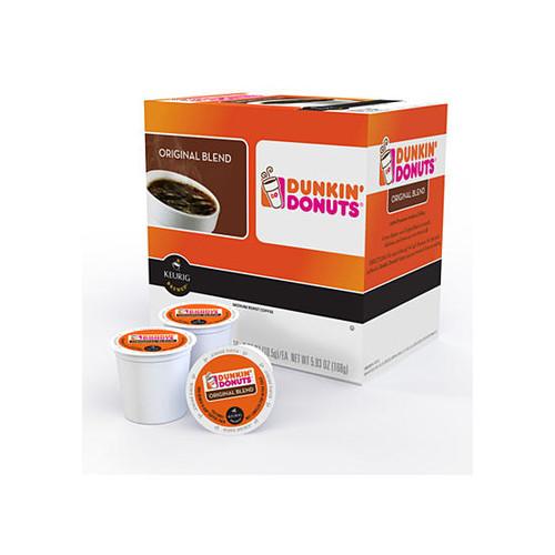 Keurig Dunkin' Donuts Original Blend K-Cup 44 Count