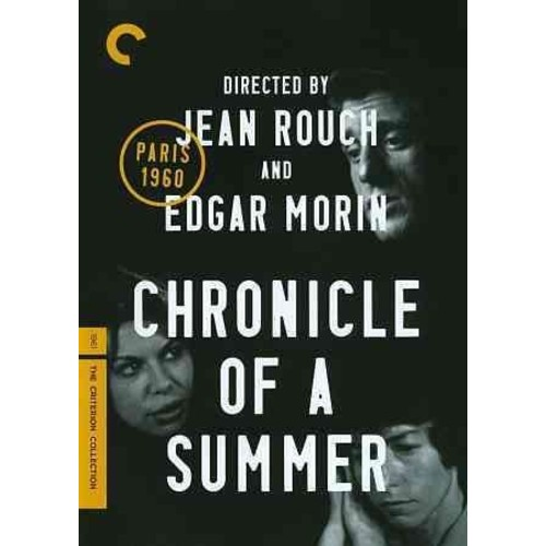 Criterion Collection Foreign Chronicle Of A Summer (DVD)