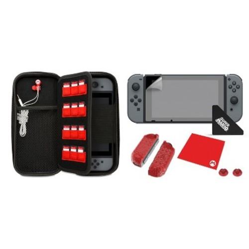 PDP Nintendo Switch Starter Kit - Mario