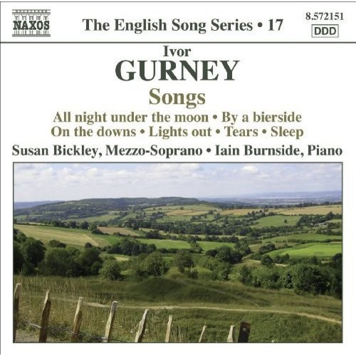 Gurney, I.: Songs (English Song, Vol. 19) [CD]