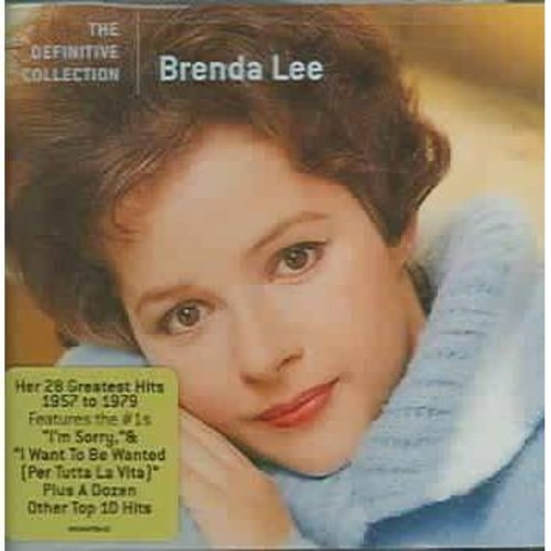 Brenda lee - Definitive collection (CD)