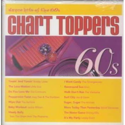 Various - Chart toppers:Dance hits of the 60's (CD)