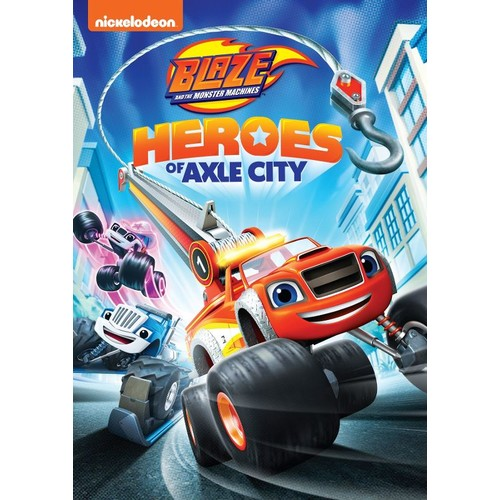 Blaze and the Monster Machines: Heroes of Axle City [DVD]