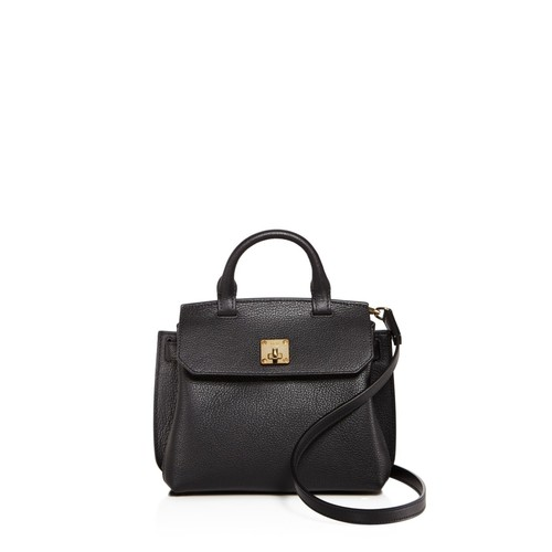 Milla Small Leather Crossbody