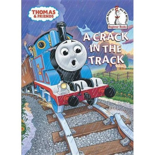 A Crack in the Track ( Thomas & Friends) (Hardcover) by Jane E. Gerver