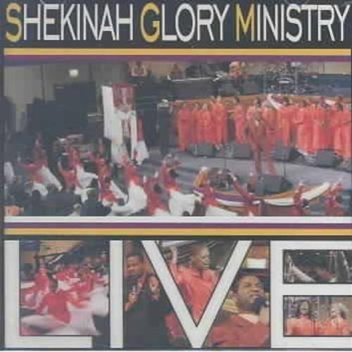 Shekinah glory minis - Shekinah glory ministry live (CD)