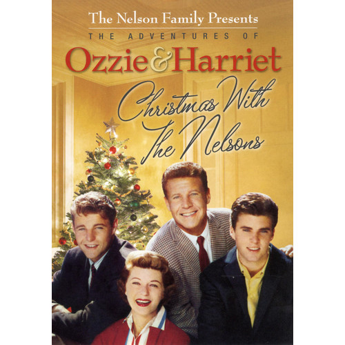 Adventures of Ozzie and Harriet: Christmas with the Nelsons [DVD]