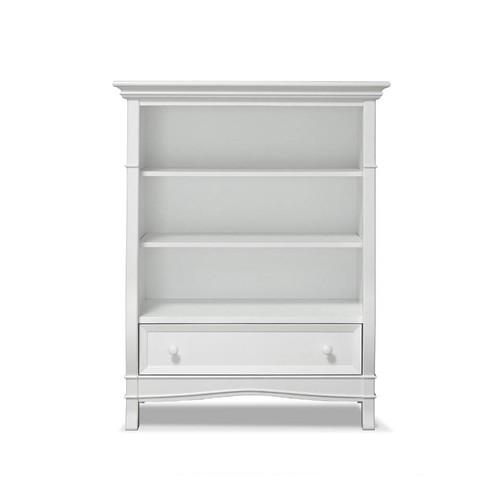 Sorelle Montgomery Bookcase - White
