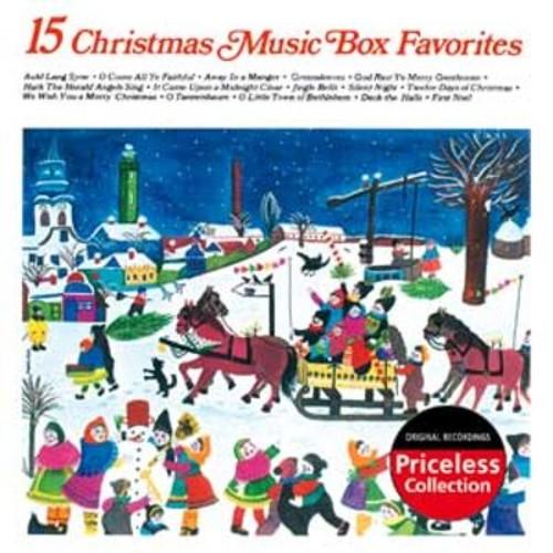 15 Christmas Music Box Favorites [CD]