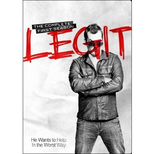 Legit: Season One (Widescreen)