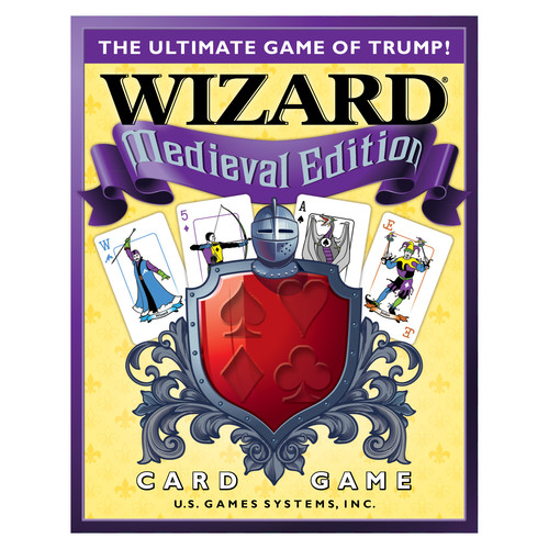 US Games Systems Wizard Medieval Edition