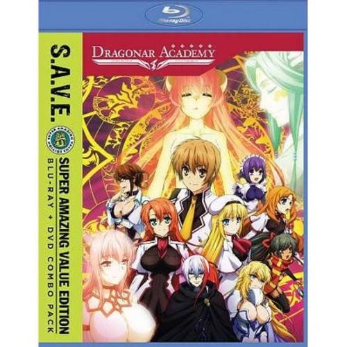 Dragonar Academy:Complete Series (Blu-ray)