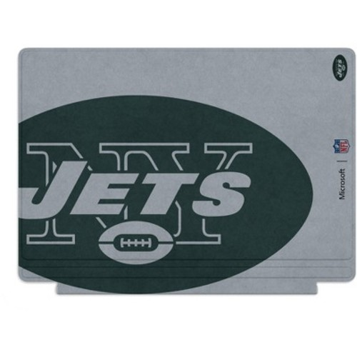 Microsoft - Surface Pro 4 Special Edition NFL Type Cover - New York Jets