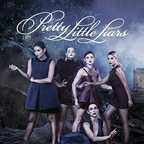 Pretty Little Liars:Complete Series (DVD)