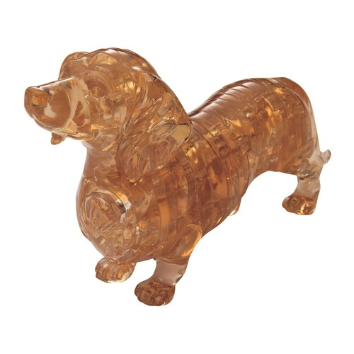 BePuzzled 41-pc. Dachsund 3D Crystal Puzzle