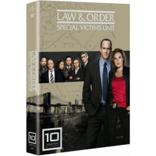 Law & Order Special Victims Unit - The Tenth Year