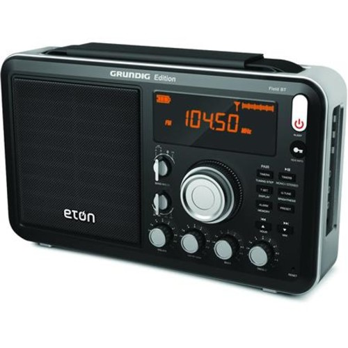 Field BT AM/FM/Shortwave Radio with Bluetooth Streaming