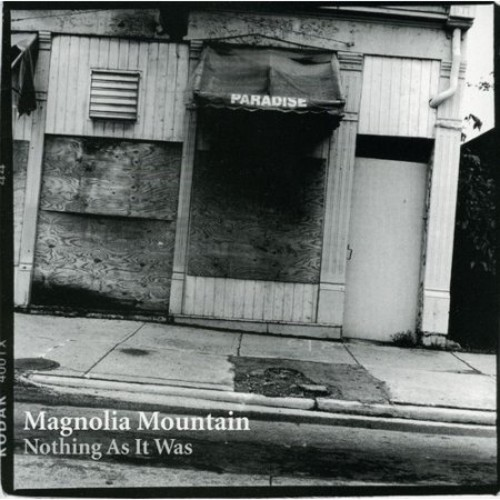 Nothing as It Was [CD]