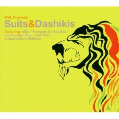 Suits & Dashikis - Various - CD