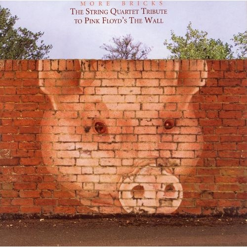 The String Quartet Tribute to Pink Floyd's The Wall: More Bricks [CD]