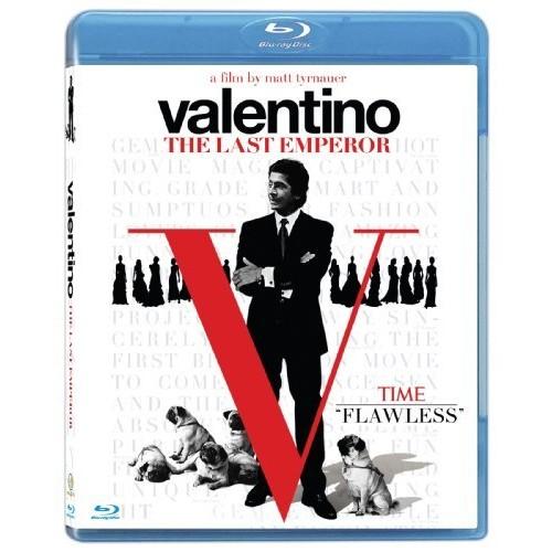 Valentino: The Last Emperor [Blu-ray]: Valentino, Giancarlo Giammetti, Gwyneth Paltrow, Jeanne Beker, Anna Wintour, Claudia Schiffer, Elton John, Elizabeth Hurley, Karl Lagerfield, Matt Tyrnauer: Movies & TV
