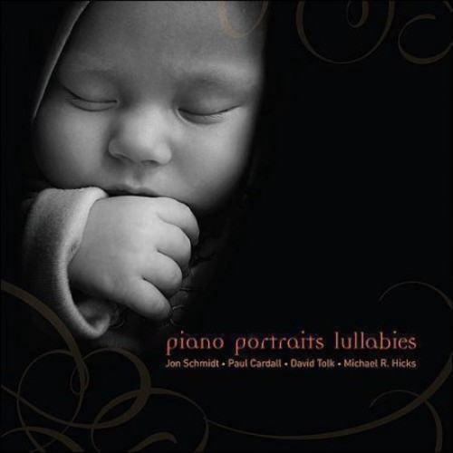 Piano Portraits Lullaby [CD]