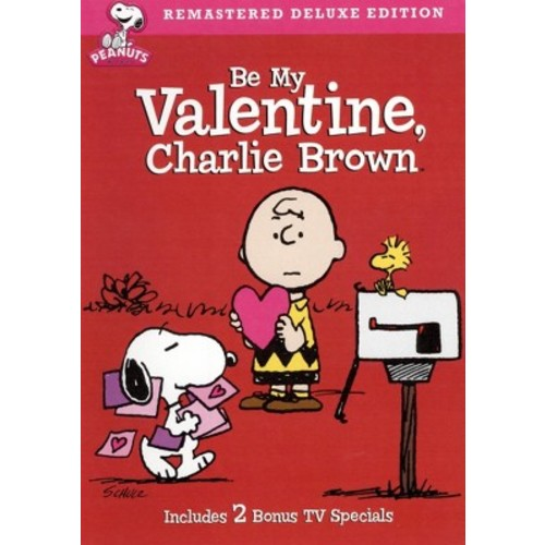 Be My Valentine, Charlie Brown (Deluxe Edition) (DVD)