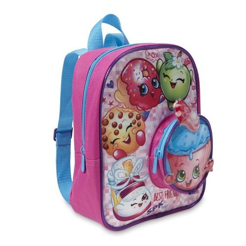 Shopkins Girls' Backpack - Best Friends Forever