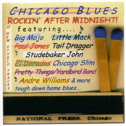 Chicago Blues: Rockin' After Midnight [CD]